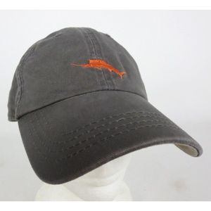 Tommy Bahama Strapback Hat Embroidered Logo Cap